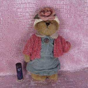 Boyds Bears Collectable Teddy Bear